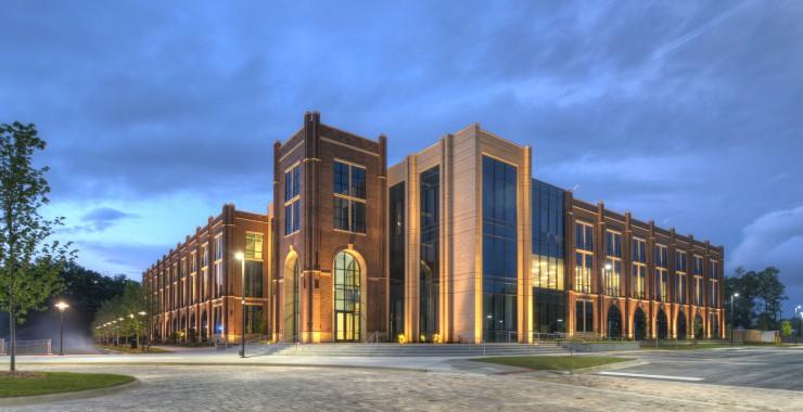 Alabama College Of Osteopathic Medicine on Urban Planning Portfolio