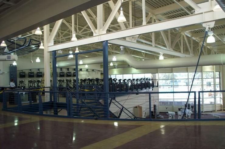 University Of Central Florida Recreation Center