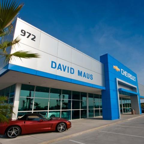 David Maus Chevrolet