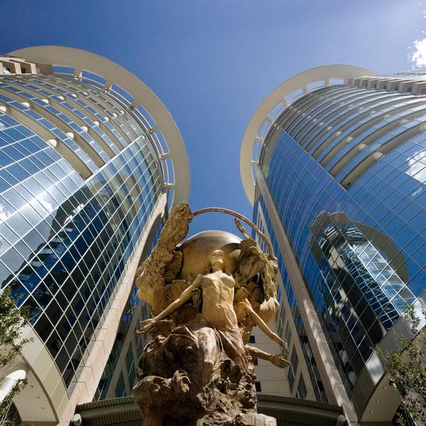 2nd largest interior design firm baker barrios orlando for Largest interior design firms