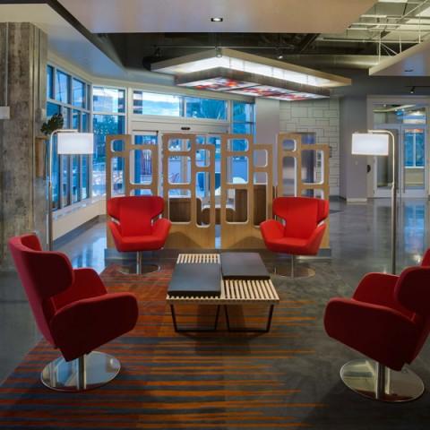 Baker Barrios Awards Top 3 Interiors Aloft