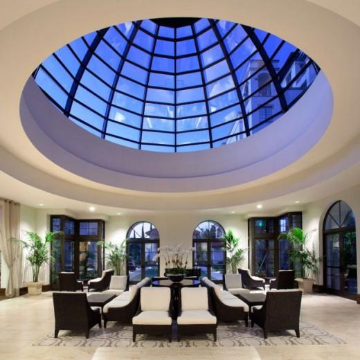 Alfond Inn Lobby