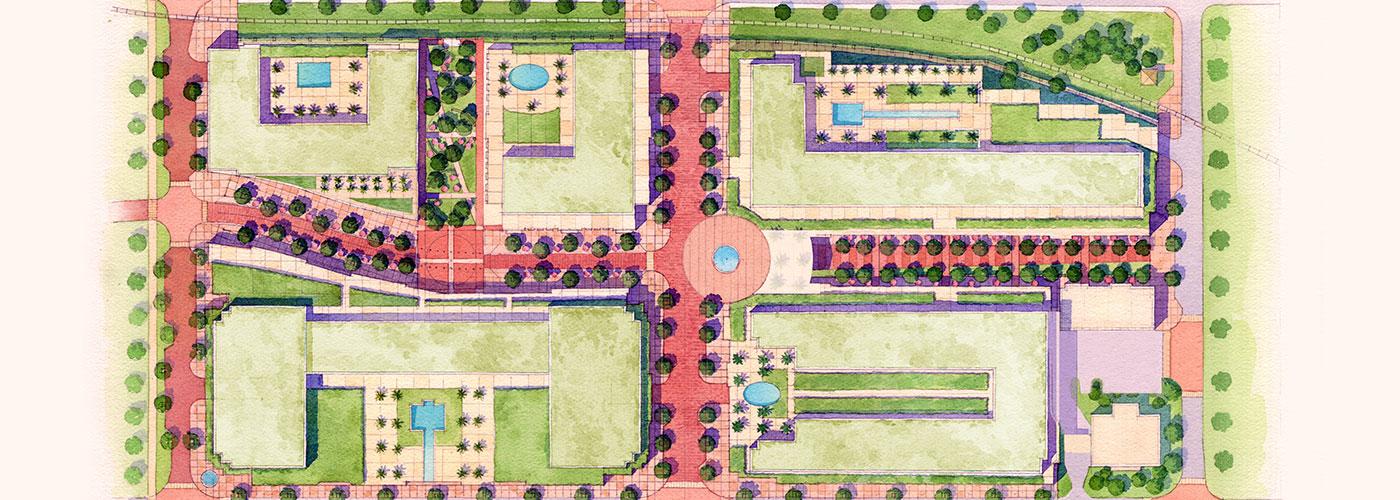 City of Maitland Landscape Plan