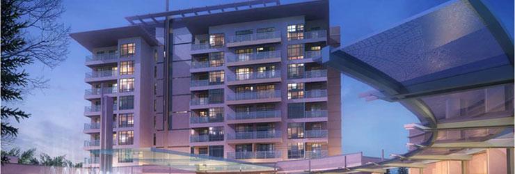 UCF Hotel Rendering