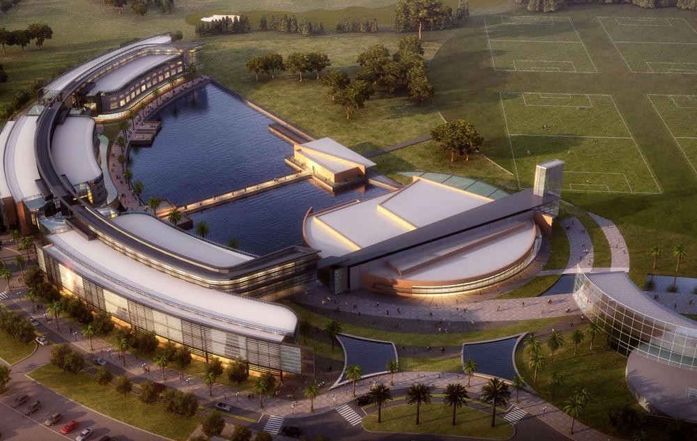 Guyana Sports Complex Baker Barrios