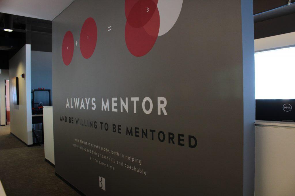 Always mentor design